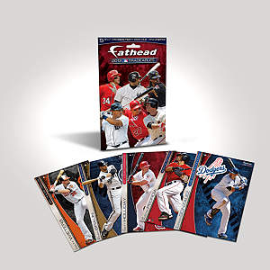 MLB 2013 Tradeables Single Pack Fathead Decal